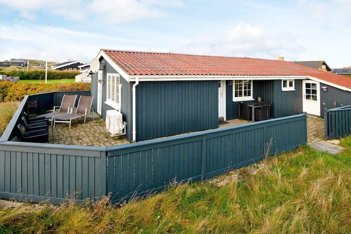 Modern Holiday Home in Søndervig with Terrace