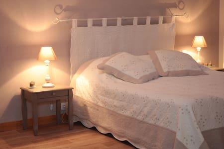La chambre La Vendéenne.