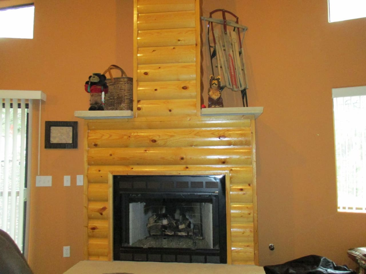 starr s whispering pines pinetop cabin houses for rent in