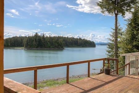 Island View B&B with Beach Access  -  The Chinook