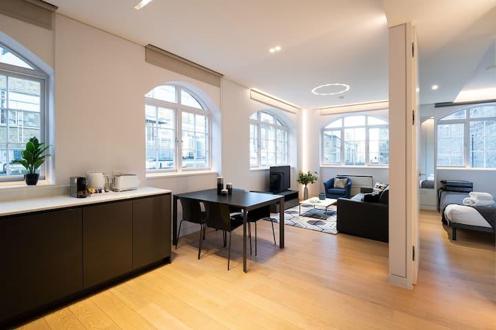 (BP) Large One Bedroom Apartment, Camden London