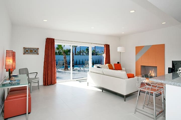 The Palm and Citrus - Palm Springs - House