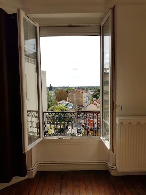 Paris chambre lumineuse 12 min de ch telet for Sous location chambre paris