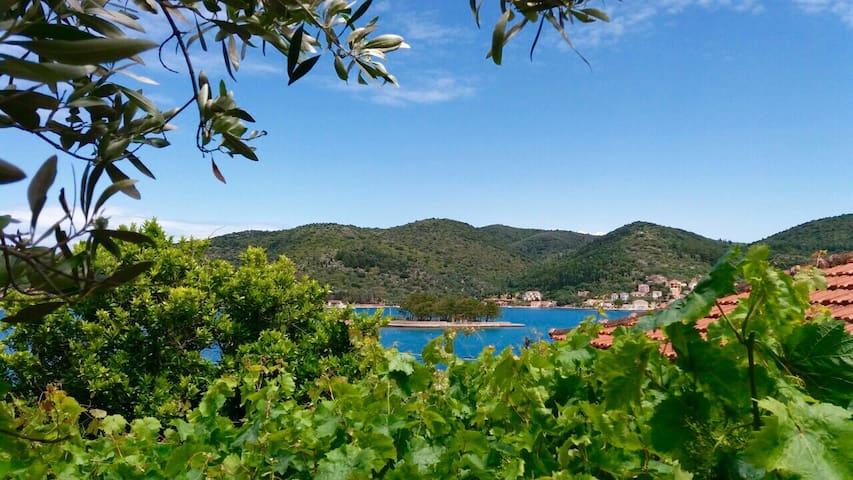 Selinofoto - Vathy - Dům