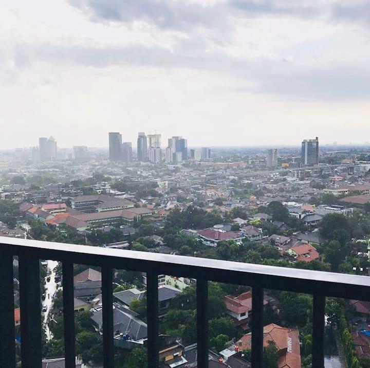 Citylight view Penthouse