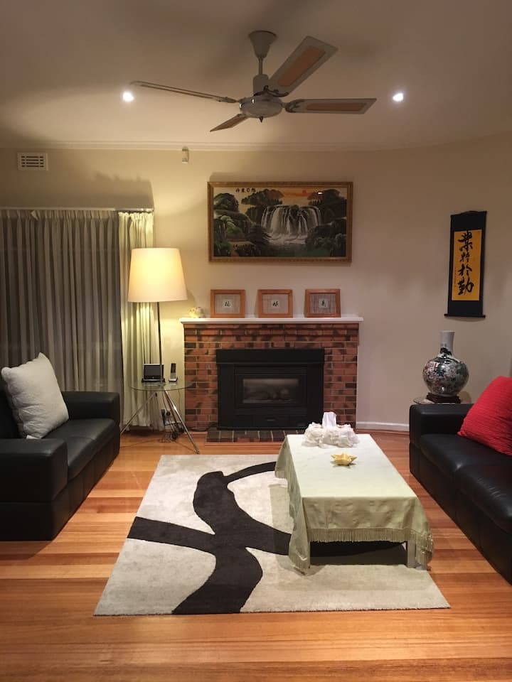 Bulleen dream house room 1