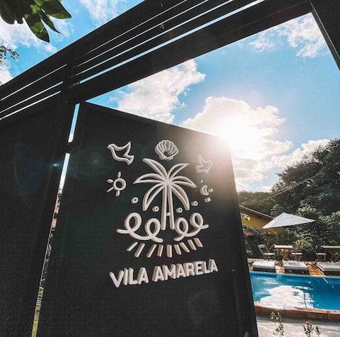 Vila Amarela casa 70mt, 2 quartos, sala, cozinha