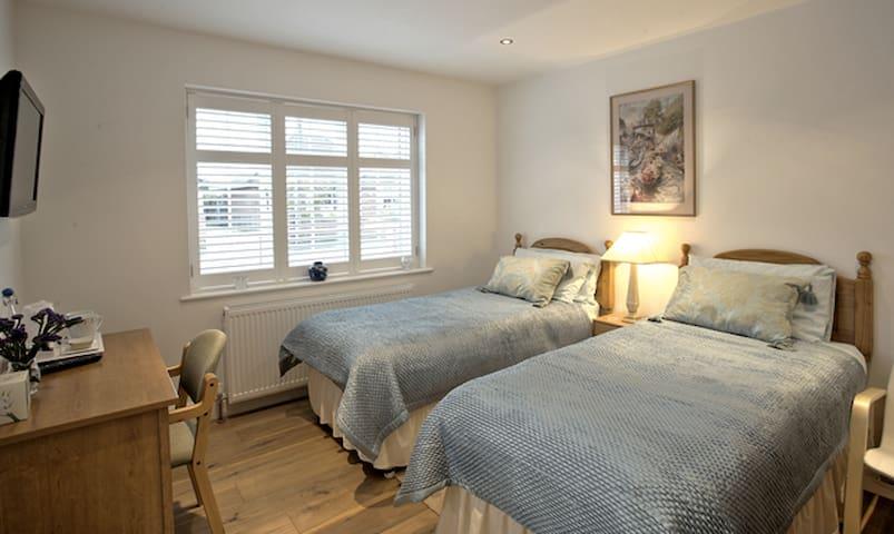 Quiet area in central Marlow - Marlow - Bed & Breakfast