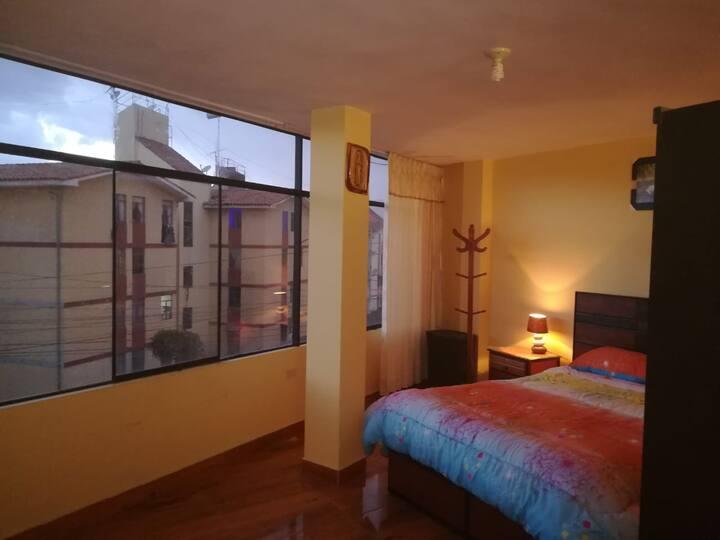 Apartamento amoblado e independiente en Huancayo