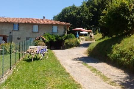 Monts du Lyonnais Le Gite de la Gaise - Saint-Genis-l'Argentière - Rumah