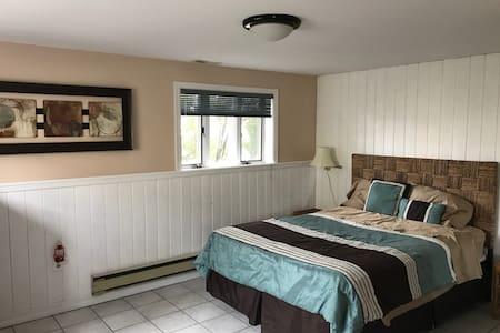 Cozy Arlington Basement Apartment - 1BR - Arlington - Apartamento