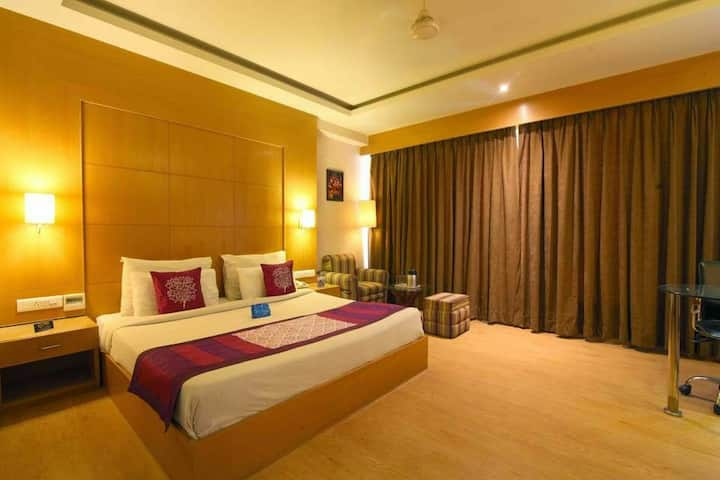 Jaipur CM - a cosy place for long term stay