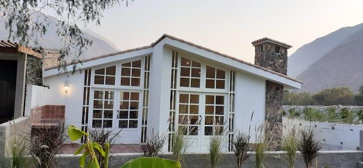 Hermosa casa de campo en Santa Rosa de Quives