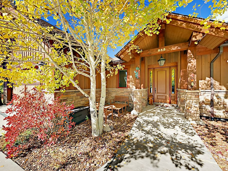 Enjoy an exceptional family getaway in this Vail Valley home, professionally managed by TurnKey Vacation Rentals.