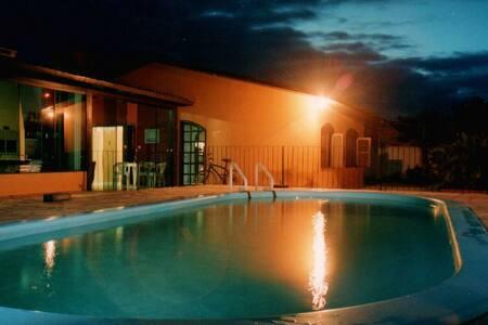 Casa com piscina/Passo de Torres SC