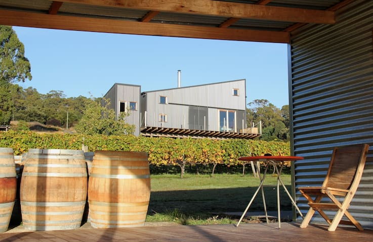Tamar Vineyard Retreat - Deviot - Hytte