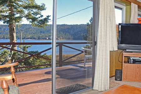 Alpine Lake Cabin - Fawnskin - Cabaña