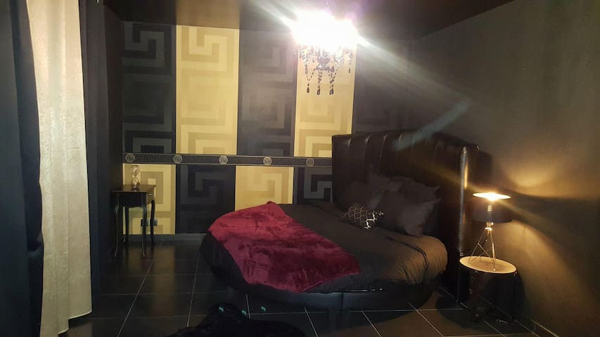 Bayt Spa, Appartement jacuzzi et sauna privatifs