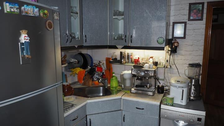 Двух комнатная квартира Туапсе на ул.Войкова 24