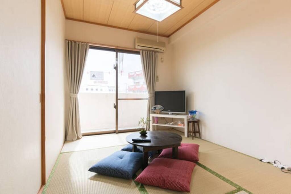 和風ルーム Japanese style room 일본식 和式風格