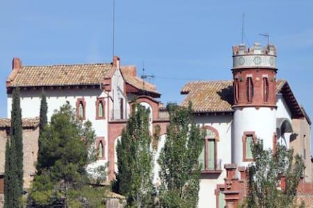 Art Nouveau House near Barcelona - Avinyó
