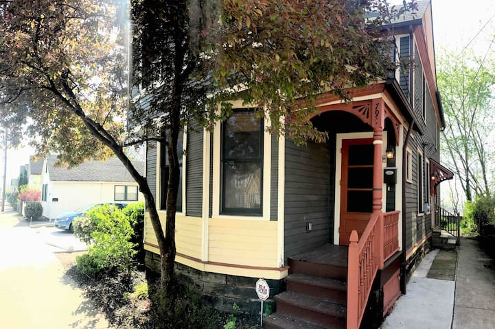 Smart and Handsome Updated Century Home in Tremont