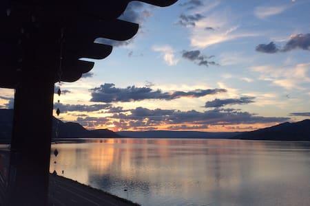 Amazing lake view in Peachland - Peachland - Haus