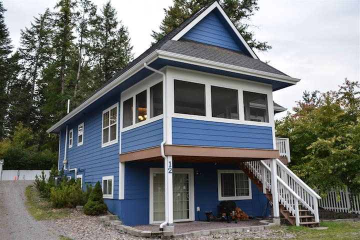 Charming house near Flathead River