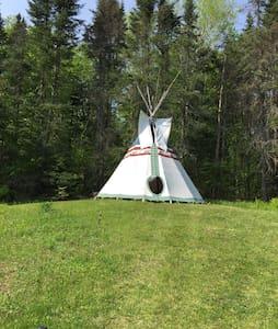 Tipi in Central Vermont(Strafford) - Strafford