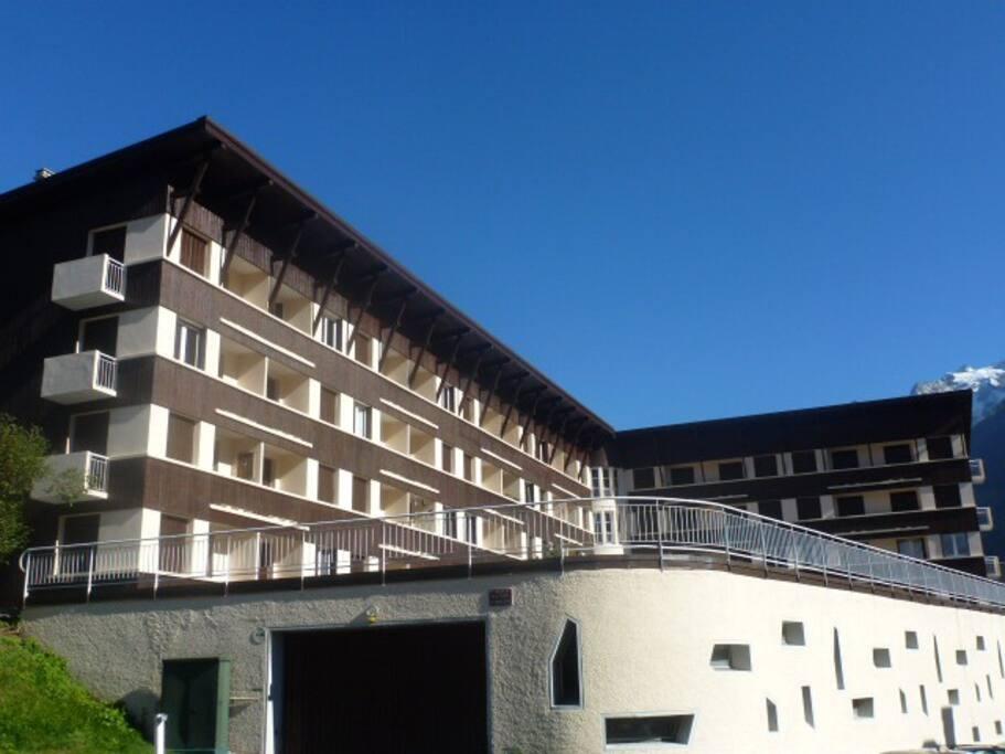 The residence Francotel