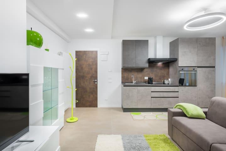 Fior Apartments - Green
