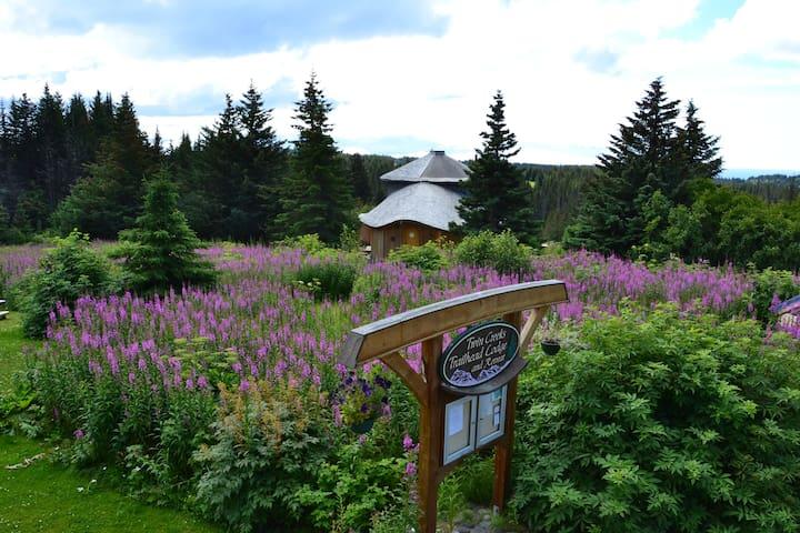 Alaska Room at Twin Creeks Trailhead Lodge