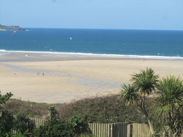'A Room with a View' at The Old Beach House, Hayle