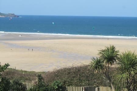 'A Room with a View', The Old Beach House, Hayle
