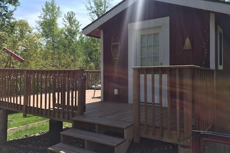 North Shore Tiny House Base Camp Getaway