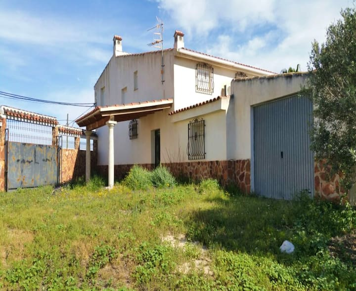 House with 6 bedrooms in Arboleas, with wonderful mountain view and enclosed garden - 48 km from the beach