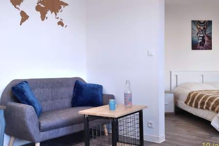 Appartement cosy proche aéroport