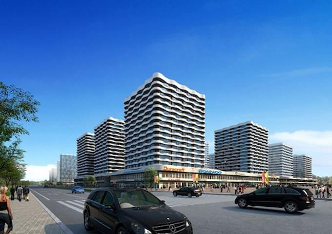 我和影都有个约会,欢迎来青岛看海 - Qingdao - Apartment
