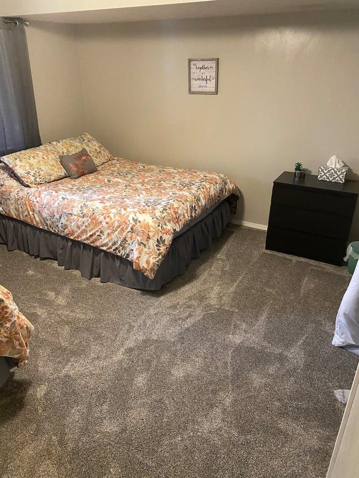 FUN Basement Suite - New Carpet & Exclusive Wi-Fi