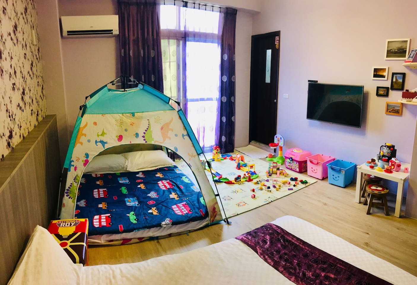 Mi Casa BNB-family room,near Taitung train station
