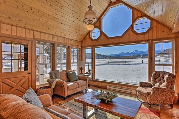 Stagecoach Ranch - Private Mountain Retreat!