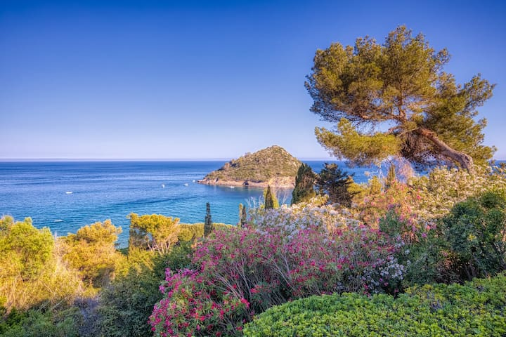 The View Luxury Villa in Porto Ercole Tuscany