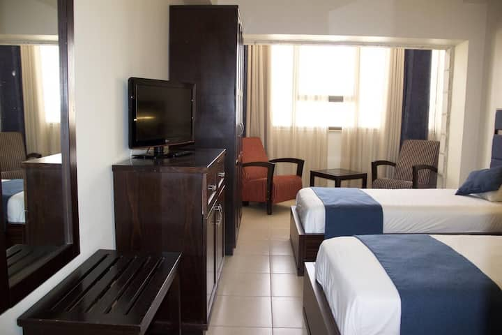 National Hotel/ Twin Room