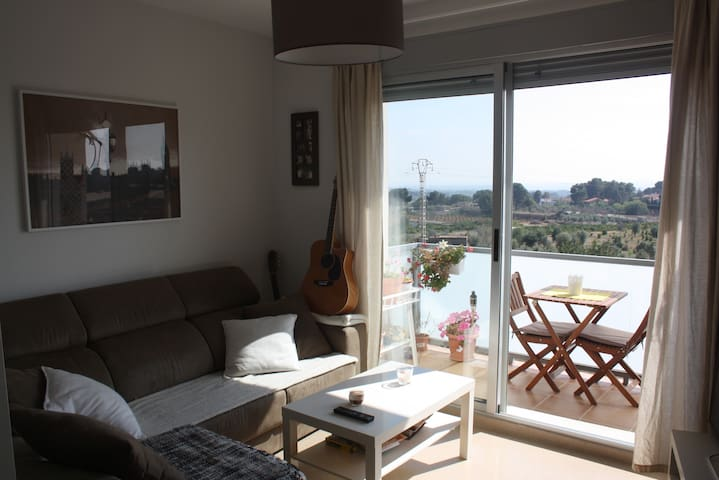 Lovely penthouse with awesome views - Náquera - Wohnung
