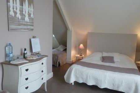 L'Imprévu chambres d'hôtes Suite Parentale 2à5pers - Le Touquet-Paris-Plage