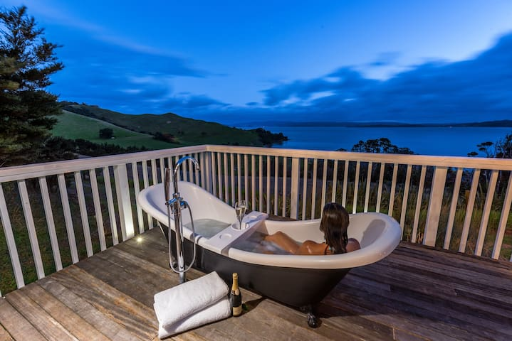 Woodside Bay Cottage - Auckland - House