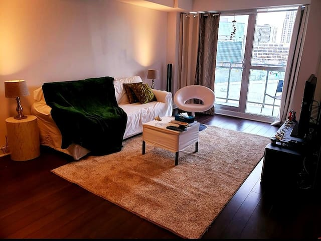 Entire Apartment-15mins from Down Town, Toronto.