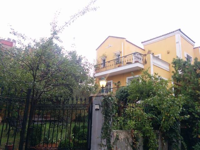 ΣΠΙΤΙ ΣΤΗ ΦΥΣΗ - Melissochori - Villa