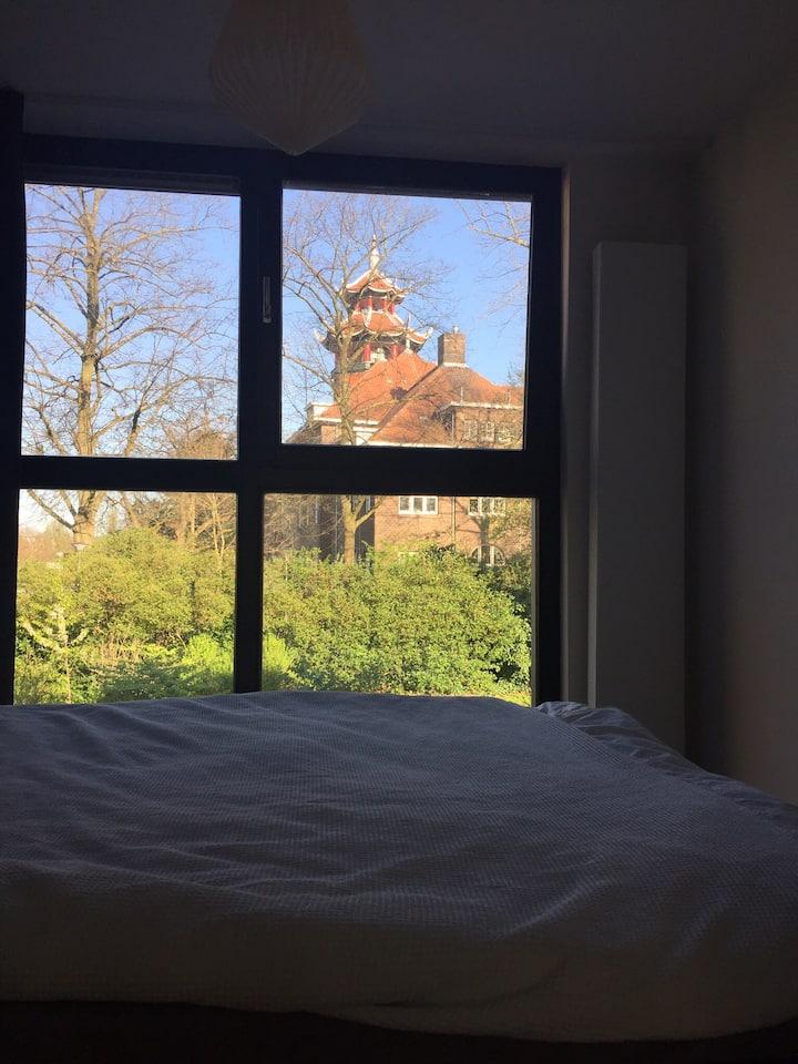 Appartement Nijmegen,  loopafstand HAN en Radboud