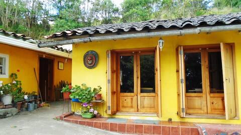 Kimbi: disfruta de la naturaleza cerca de Colombia